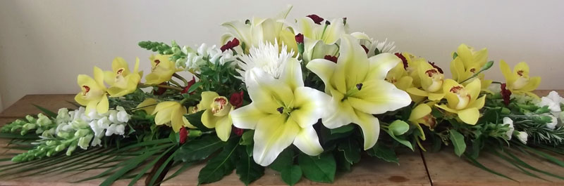 Bereavement Flowers from Bethlehem Floral Studio, Tauranga